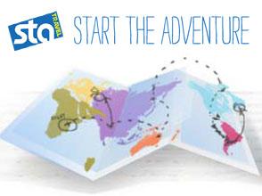 STA Travel Map _ Start the Adventure